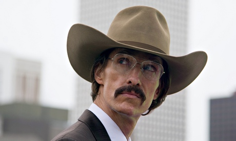 Matthew McConaughey in Dallas Buyers Club
